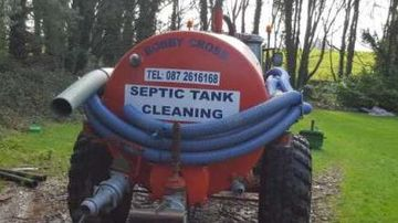 Bobby Cross Septic Tank Cleaning
