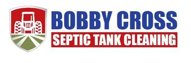 Bobby Cross Septic Tank Certified Cleaning logo